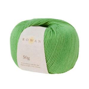 rowan algodón tejer