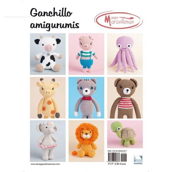 Kit 6 Revistas Amigurumi Circulo - 1 A 6 Lacradas!!!! no Elo7 ... | 600x600