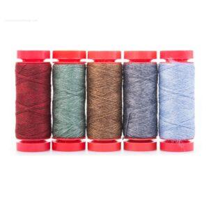 hilo de lana para costura