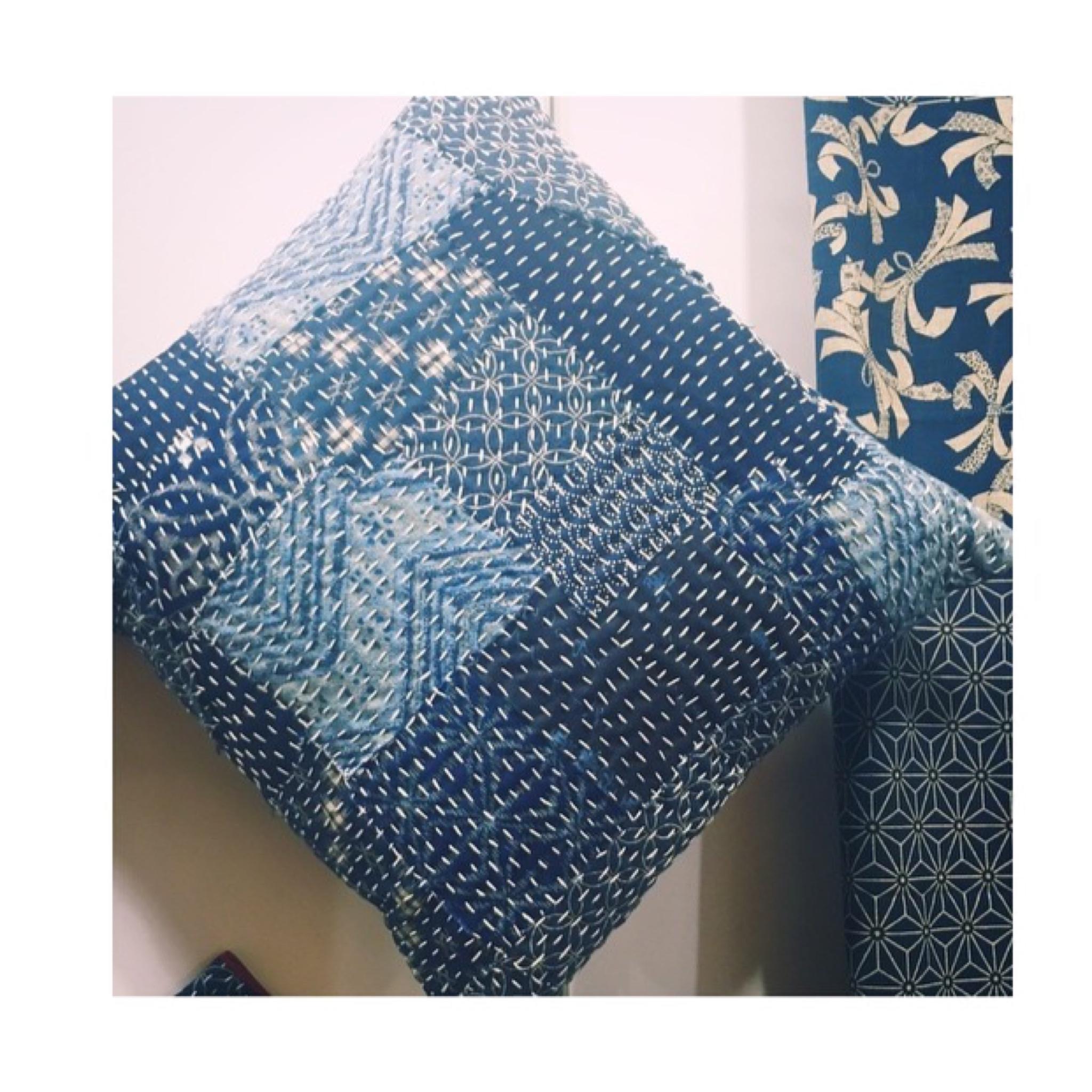 Boro o costura japonésa para moda sostenible