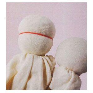 tejido base para muñecos