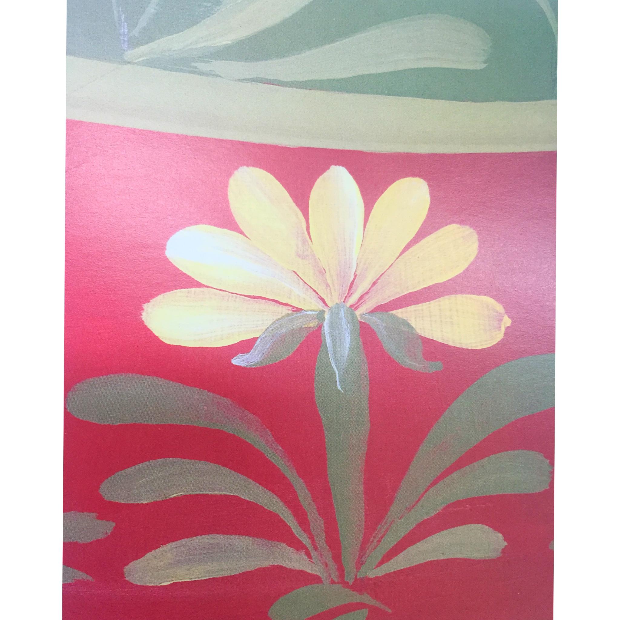 Pinceladas de pintura popular