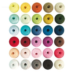 Algodón, lino y lana