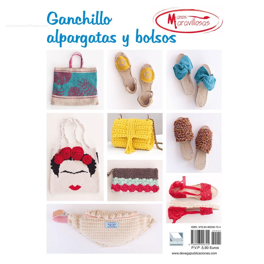Revista alpargatas y bolsos