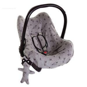 Patrón funda maxi coche bebe baby accesorios katia fabrics