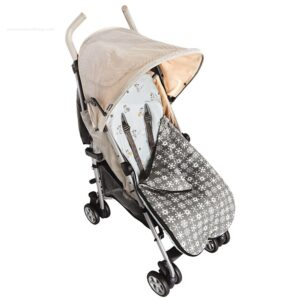 Patrón silla de paseo con saco baby accesorios katia fabrics