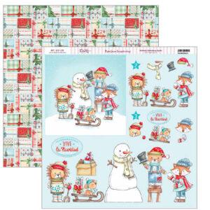 Colección Feliz Navidad Dayka 2019