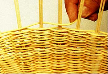 Técnicas básicas para tejer cestos