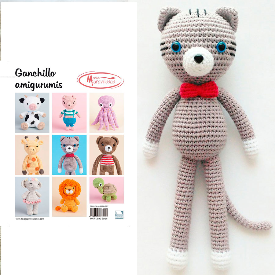 Most recent Pics amigurumi gato Tips This introduction regarding ... | 900x900