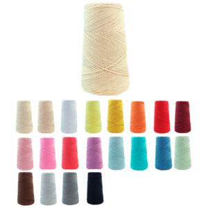 algodon para tejer