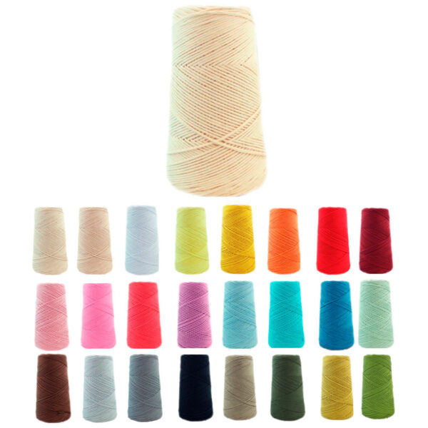 algodón peinado casasol crochet