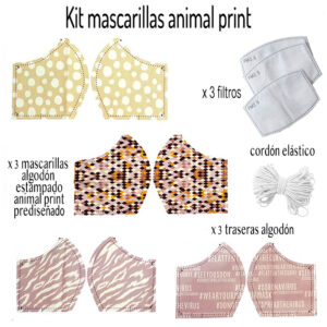 Kit mascarillas