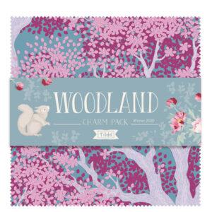 Charm-Pack woodland Tilda